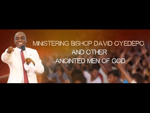 Bishop David Oyedepo  2014 Americas Winners Convention video