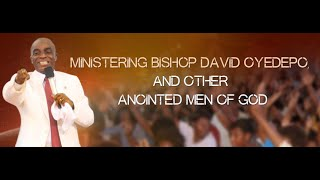 Bishop David Oyedepo @ 2014 Americas Winners Convention