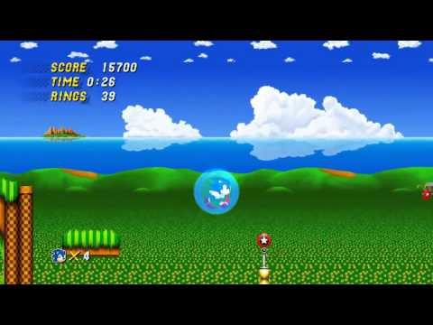 Sonic 2 HD Alpha Demo