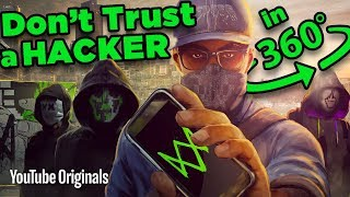 Never Trust a HACKER! - Game Lab 360 Video