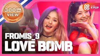 Show Champion Ep 288 Fromis 9 Love Bomb