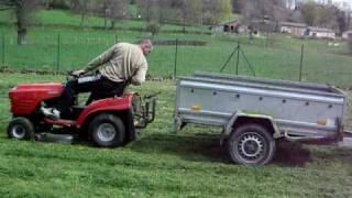 Play balais pour autoport e smartsweep agrifab jardin promo - Ramasse herbe tracte ...