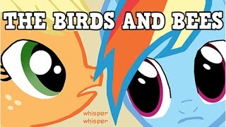 MY LITTLE PONY EXPLAINES THE BIRDS AND THE BEES