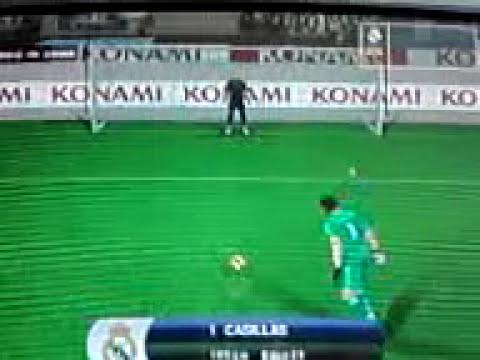R.Madid Vs Barça - La tanda de penaltis con mas goles!
