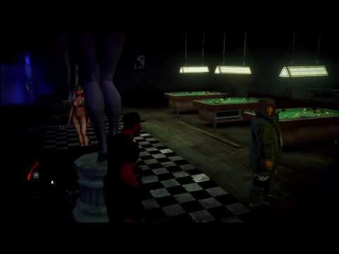 Saints Row 4 - Strip Club