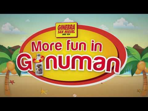 More Fun in Ginuman 2013 Promo