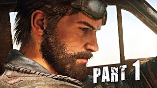 Mad Max Walkthrough Gameplay Part 1 - Wasteland - Mission 1 (Video Game)