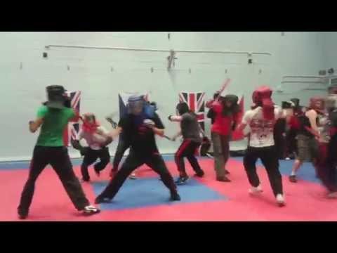 Guba Doce Pares 'ESKRIMA SKIRMISH' fund raiser for Typhoon Haiyan victims Image 1