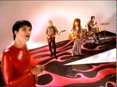 The Cramps - Naked Girl Falling Down The Stairs video