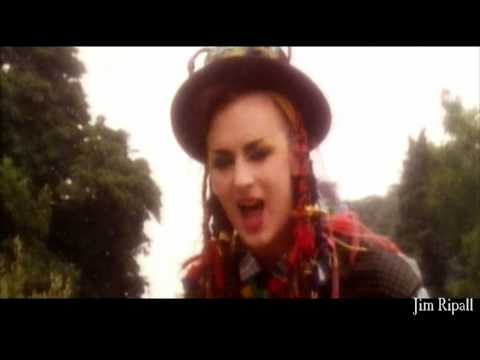 Culture Club - Karma Chameleon - HD  HI FI Music Videos