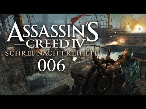 ASSASSIN'S CREED 4: SCHREI NACH FREIHEIT #006 - Upgrades & Verbesserungen [HD+] | Let's Play AC 4