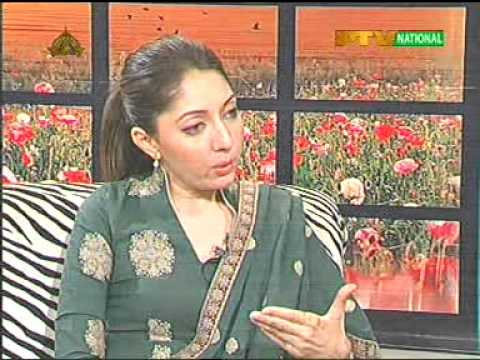 Sharmila Faroqi Cute Sexy Bobs In Dress video