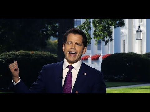 After Scaramucci Just Fired White House Aide He Issued Stark Warning To