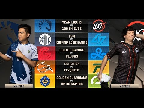 NA LCS Highlights ALL GAMES Week 1 Day 1 Summer 2018