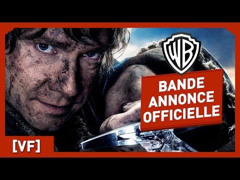 Le Hobbit : La Bataille des Cinq Armées - Bande Annonce Officielle