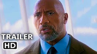 SKYSCRAPER Official Trailer TEASER (2018) Dwayne Johnson Action Tower Movie HD