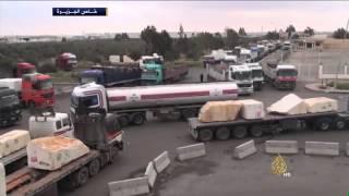 معبر نصيب الحدودي مركز إستراتيجي في الجنوب السوري