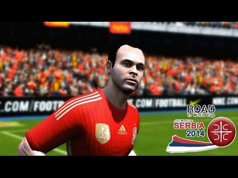 FIFA 13 - RTWC Serbia 2014 - End of UEFA Group 8