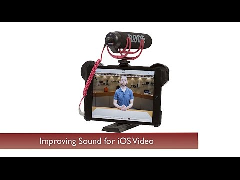 How to Improve Your Sound When Shooting Video with an iPad or iPhone #1