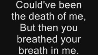 Crashed Lyrics Daughtry