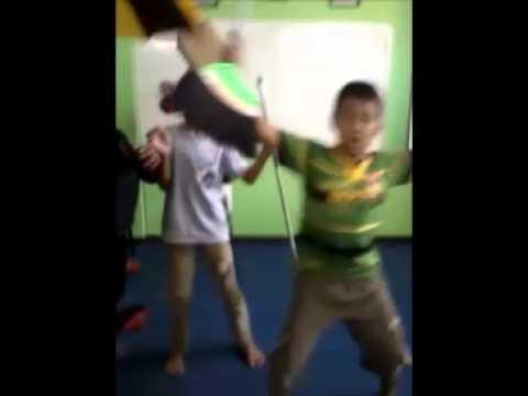 Harlem Shake in ClassRoom