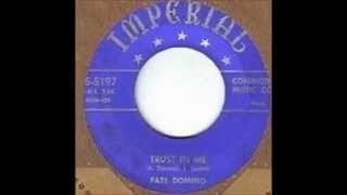Watch Fats Domino Trust In Me video