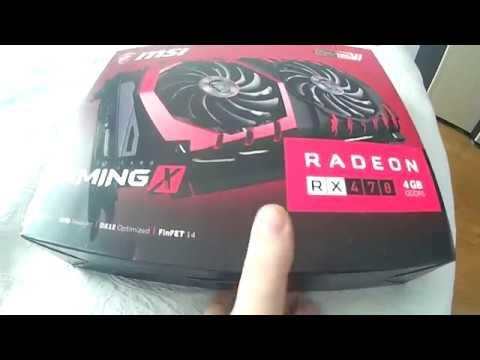 Доход и Окупаемость в Майнинге с одной Видеокарты MSI RX470
