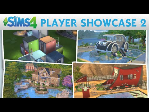 The Sims 4 Gallery: Player Showcase 2