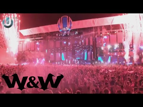 W&W Drops Only - ULTRA Europe 2017