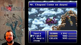 How to skip most of the World of Ruin in FFVI