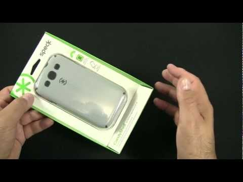 Review Speck CandyShell Case for Samsung Galaxy S 3 III S3 SIII