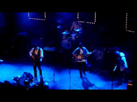 Mumford & Sons, Shepherd's Bush Empire Video