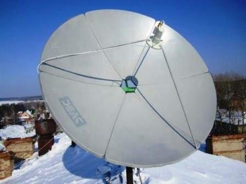 Почему нет сигнала на спутнике Ямал или си диапазоне одна из основных причин