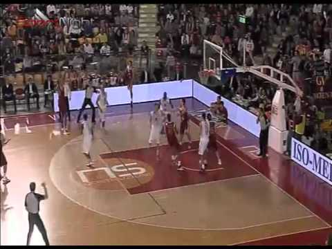 Sport Night – 14a Puntata – BASKET – Sintesi Acea Roma – Montepaschi Siena 77-76