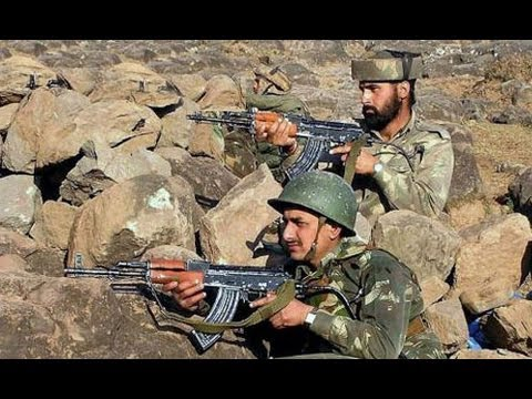 Pak troops cross LoC, kill 2 jawans brutally