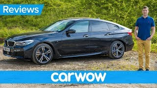 BMW 6 Series GT 2019 in-depth review | carwow Reviews