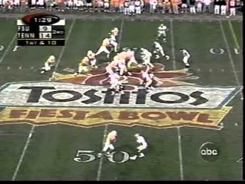 Tennessee Vs Flordia St 1998 National Championship Game