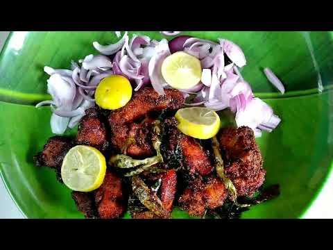 Tasty Chicken 65 and minumula pacchadi, minapappu pacchadi in telugu