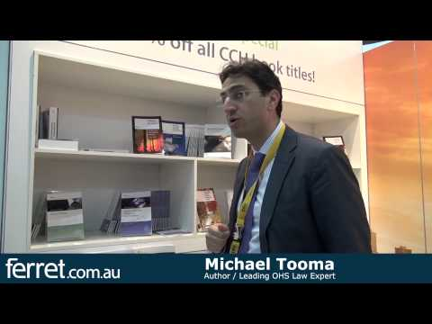 CCH Australia at Sydney Safety Show 2012
