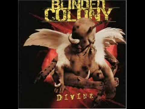Blinded Colony - Selfobtained Paranoia