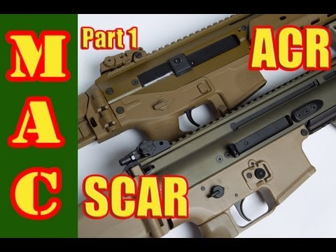 SCAR vs ACR Part I