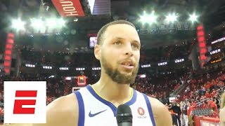 Stephen Curry: 'There might not be anybody in the league' who can stop Kevin Durant | ESPN