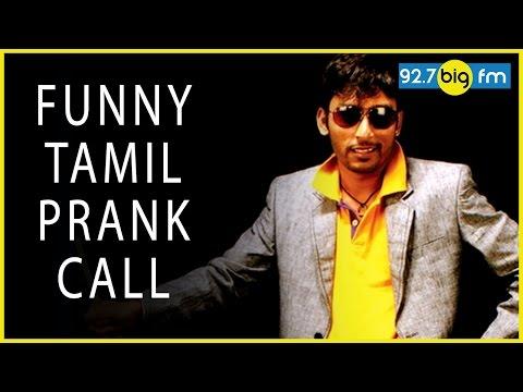 R.J. பாலாஜி - Take it Easy - Bay Of Bengal - Funny Tamil Prank Call