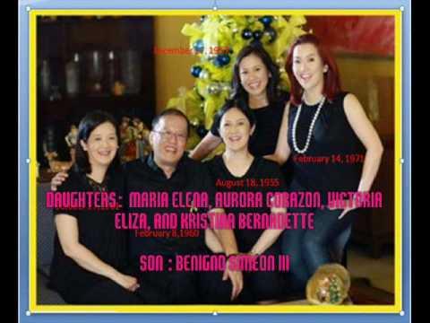 President Corazon Cojuangco Aquino - 11th President of the RP (by: Noemi Ansus Doringo)