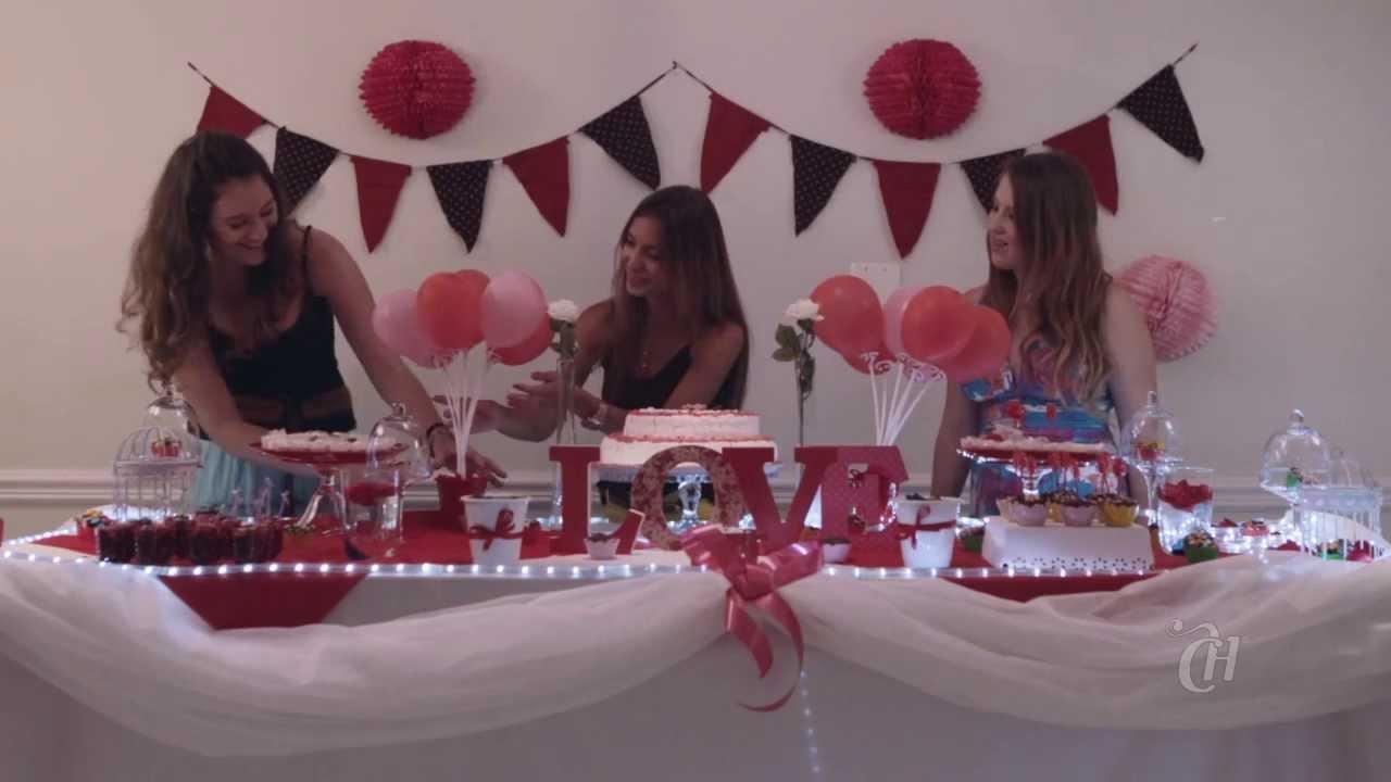 18 anos organizar uma festa surpresa pra sua melhor amiga  YouTube