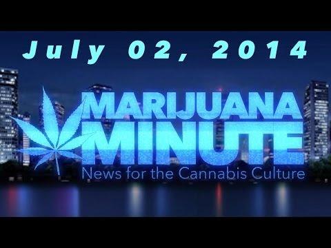 Marijuana Minute, July 2 2014: Colorado tax Dispute Washington Marijuana Supply Issues