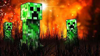 Everything You Need To Know About CREEPERS In Minecraft!