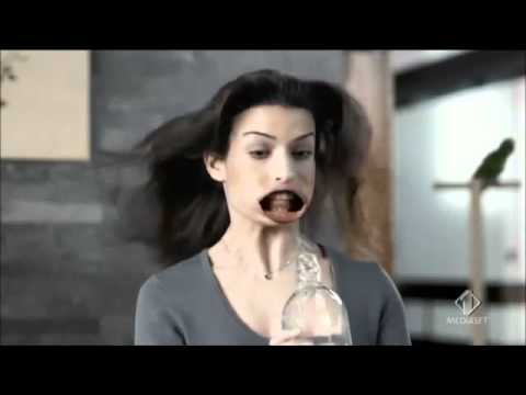 Реклама жвачки ))) Мега прикол !