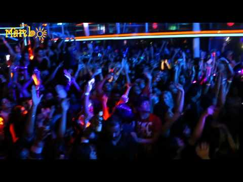 Cafe Mambo Goa: Bacardi Triangle Pre Party & Supersonic Club Nights