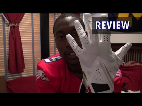 Ep. 78: Nike Vapor Fly Football Gloves Review